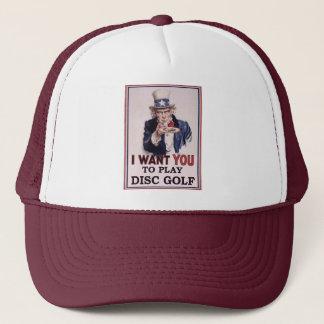 Gorra del tío Sam del CG