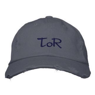 Gorra del ToR Gorro Bordado