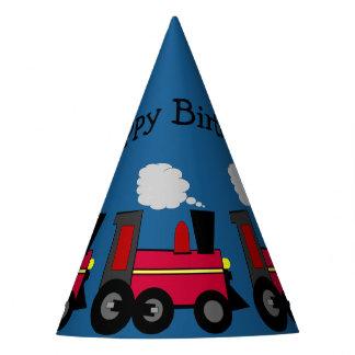 Gorra del tren del fiesta