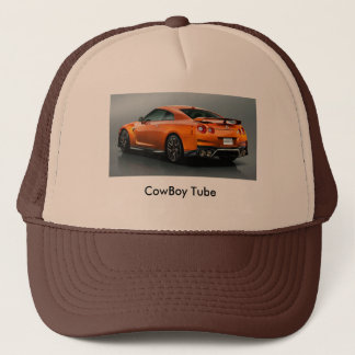 Gorra del tubo del vaquero