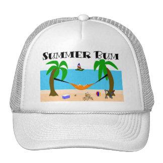 Gorra del vago del verano