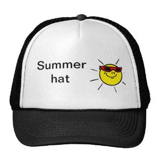 Gorra del verano