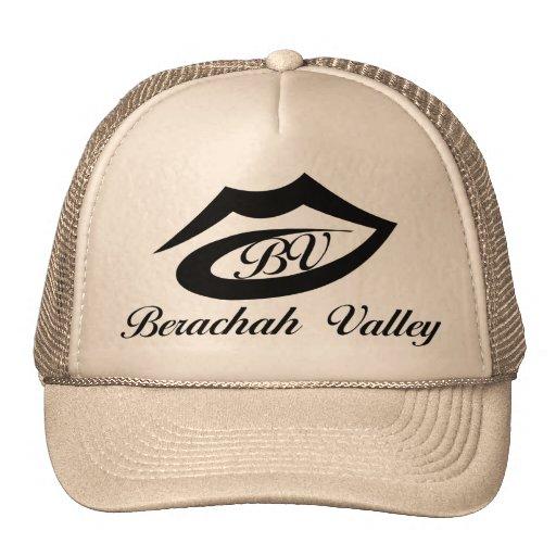 Gorra del verano del valle de Berachah