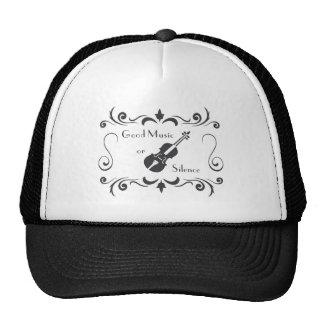 Gorra del violín