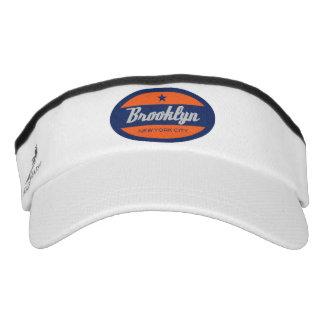Gorra del visera de Brooklyn Nueva York Visera
