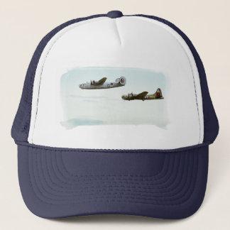 Gorra del vuelo B24 y B17