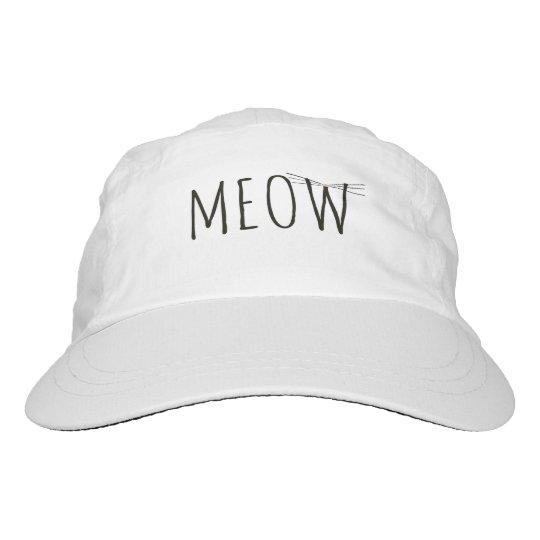"""Gorra, diseño del """"maullido"""" gorra de alto rendimiento"""