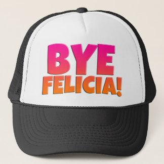 Gorra divertido de Felicia del adiós