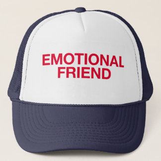 Gorra EMOCIONAL del camionero del lema de la