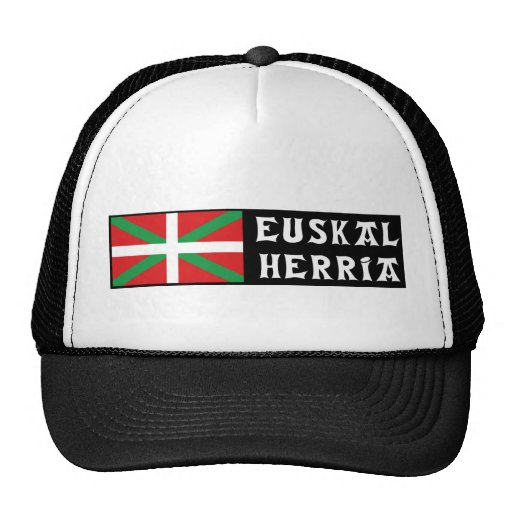 gorra euskal del herria