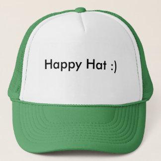 Gorra feliz