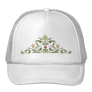 Gorra floral de la mujer de Dsign del verano