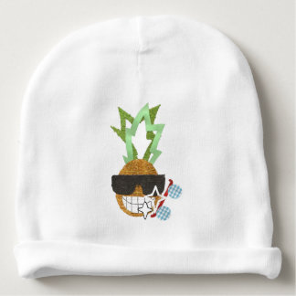 Gorra fresco del bebé de la piña gorrito para bebe