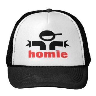 Gorra fresco - homie de Hip Hop - rap