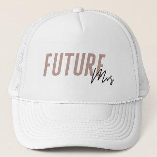 Gorra futuro de señora Hat el   Bachelorette -