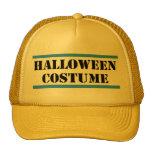 Gorra genérico del traje de Halloween