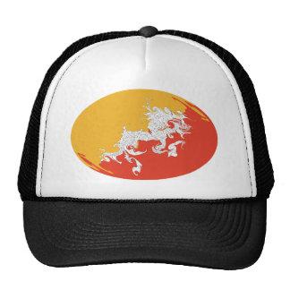 Gorra Gnarly de la bandera de Bhután