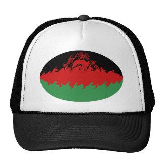 Gorra Gnarly de la bandera de Malawi