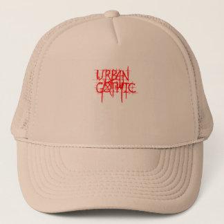 Gorra gótico urbano del camionero