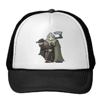 Gorra gráfico del camionero de Viking