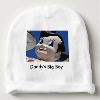 Gorra grande del bebé del muchacho del papá gorrito para bebe