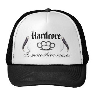 Gorra hardcore