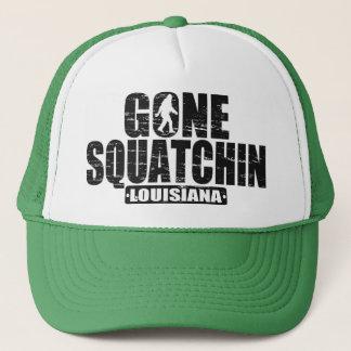 Gorra ido de Squatchin LUISIANA Sasquatch -