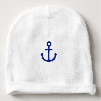 Gorra infantil de la gorrita tejida del marinero gorrito para bebe
