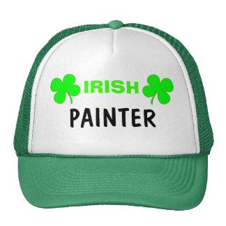 Gorra irlandés del pintor