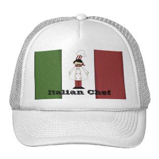 Gorra italiano del cocinero #1