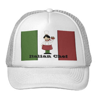 Gorra italiano del cocinero #3