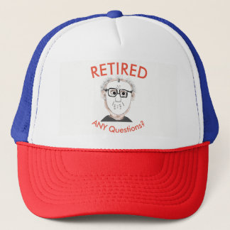 Gorra jubilado