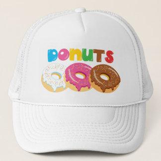 Gorra justo del negocio de la panadería del