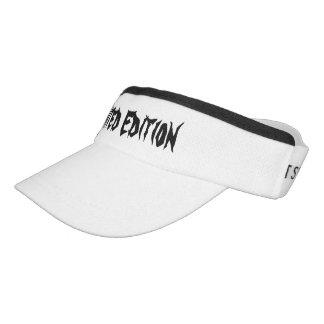 Gorra limitado de Editon Visera