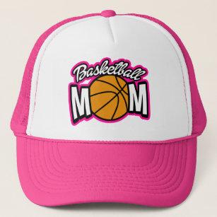44c52a3c23ce0 Gorra lindo de la mamá del baloncesto