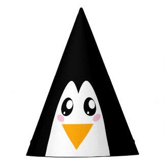 Gorra lindo del fiesta del pingüino