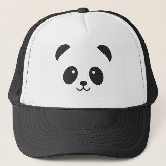 Gorra lindo y mimoso del camionero de la panda