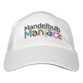Gorra maniaco de punto del personalizado, blanco