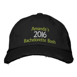 Gorra modificado para requisitos particulares gorra de beisbol bordada