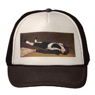 Gorra muerto de Manet Matador