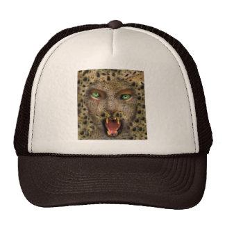 Gorra, mujer del leopardo gorras de camionero
