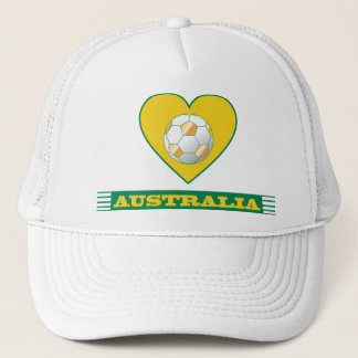 GORRA NATIONAL TEAM AUSTRALIA 1 color blanco