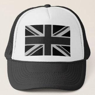 Gorra negro de Union Jack