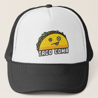 Gorra oficial del diseño de la coma del Taco