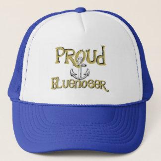Gorra orgulloso del ancla de Bluenoser Nueva