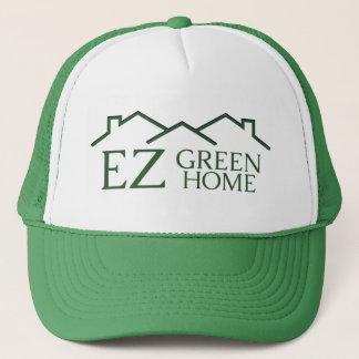 Gorra original casero verde de EZ