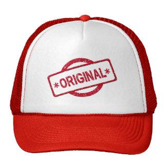 Gorra original del camionero