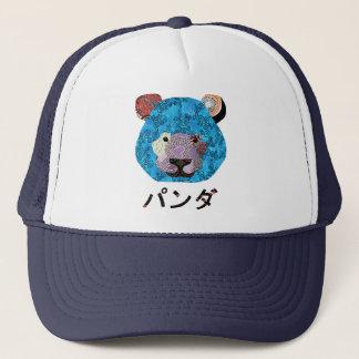 gorra panda de trapo