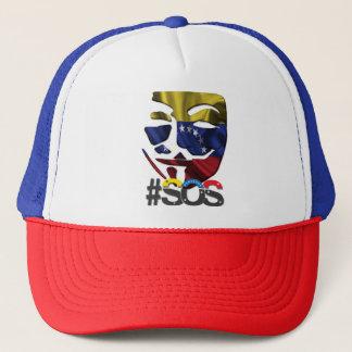 Gorra para apoyar a venezuela #sos venezuela