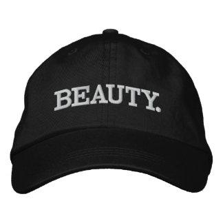 Gorra para mujer de la belleza